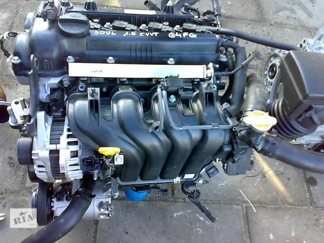 Б/у Двигатель в сборе Kia Soul 1.6 D4FG- объявление о продаже  в Киеве