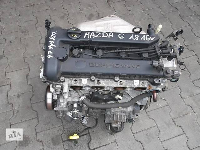 Б/у Двигатель в сборе Mazda 6 1.8 2003-2005- объявление о продаже  в Киеве