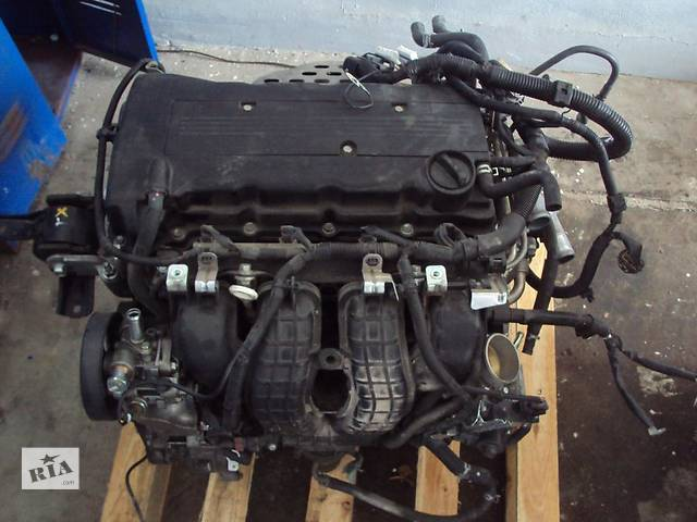 купить бу Б/у Двигатель в сборе Mitsubishi ASX 2.0 в Киеве