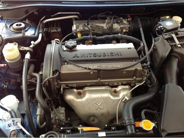 купить бу Б/у Двигатель в сборе Mitsubishi Lancer 2.0 в Киеве