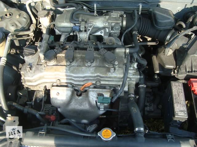 Б/у Двигатель в сборе Nissan Almera 1.5- объявление о продаже  в Киеве