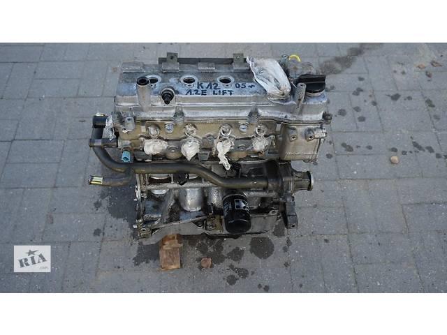продам Б/у Двигатель в сборе Nissan Micra 1.2 бу в Киеве