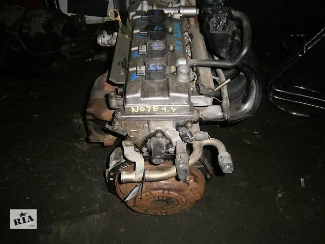 бу Б/у Двигатель в сборе Nissan Note 1.4 в Киеве