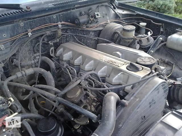 купить бу Б/у Двигатель в сборе Nissan Patrol 2.8 в Киеве