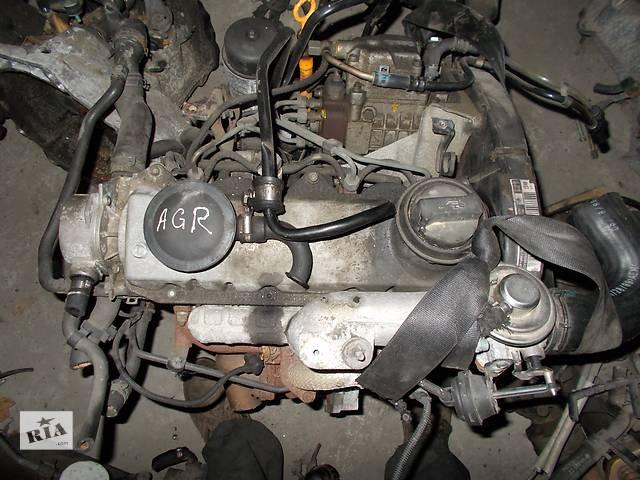 Б/у Двигатель Volkswagen Golf IV 1.9 tdi № AGR- объявление о продаже  в Стрые