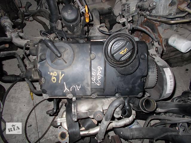 купить бу Б/у Двигатель Volkswagen Jetta 1.9 tdi № AUY в Стрые