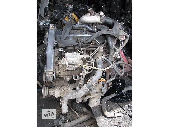 Б/у двигатель Volkswagen Sharan 1.9TDi- объявление о продаже  в Броварах