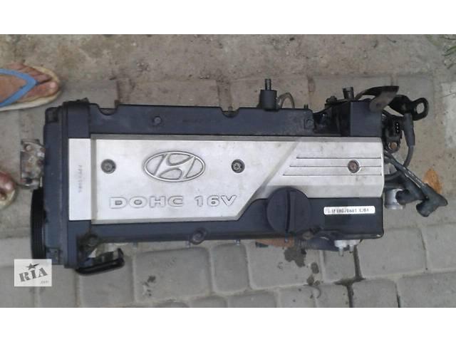 продам Б/у двигун 1,4 для хетчбека Hyundai Getz Hatchback 5D бу в Жовкве