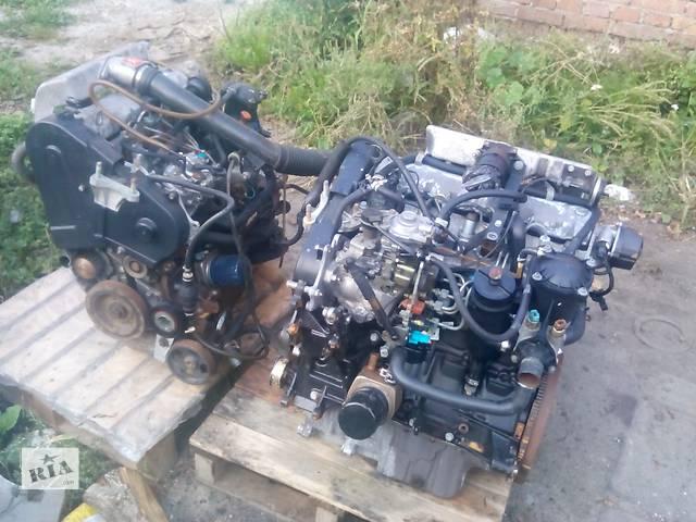 Б/у двигун для легкового авто Citroen Jumper- объявление о продаже  в Львове