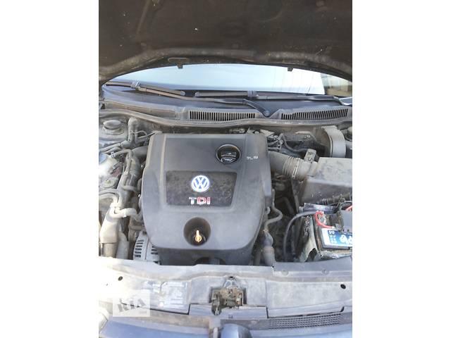 Б/у двигатель для легкового авто Volkswagen Golf IV 1.9 TDI 2003 год с навесным- объявление о продаже  в Жидачове