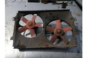 Б/у диффузор для Ford Scorpio с вентиляторами