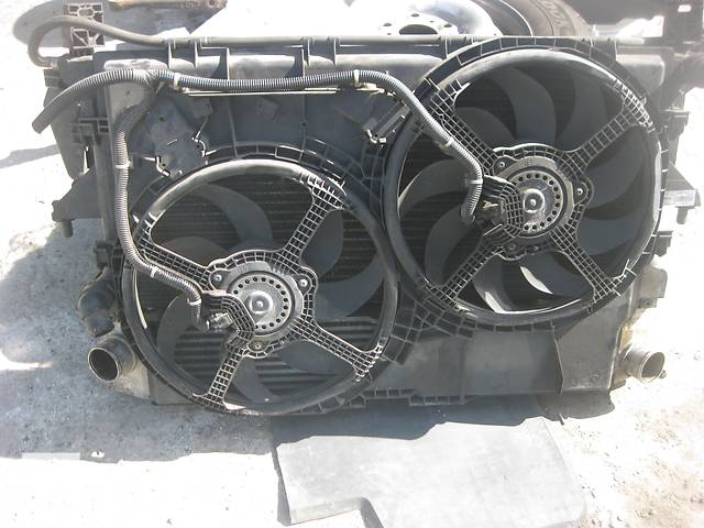 Б/у диффузор Fiat Ducato 2006-- объявление о продаже  в Ровно