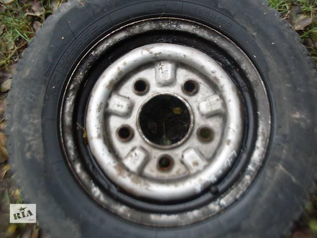 Б/у диск для грузовика Volkswagen LT- объявление о продаже  в Тернополе