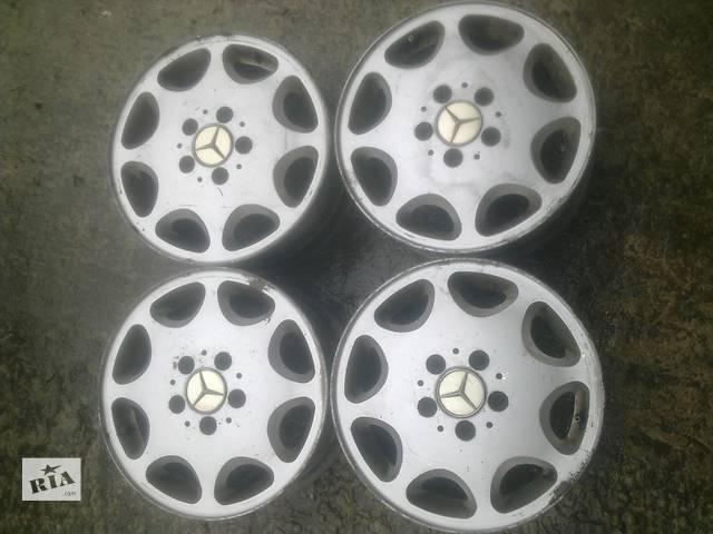 продам R15 5 112 Б/у диск для легкового авто Mercedes бу в Ивано-Франковске