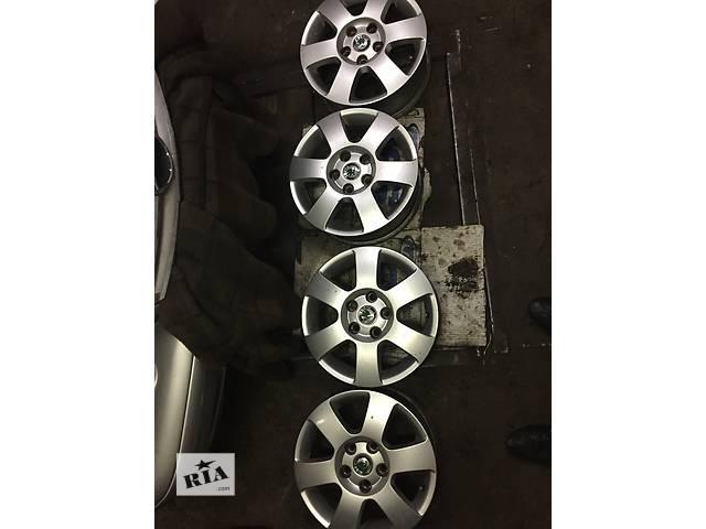 Б/у диск для легкового авто Skoda Octavia A5- объявление о продаже  в Харькове