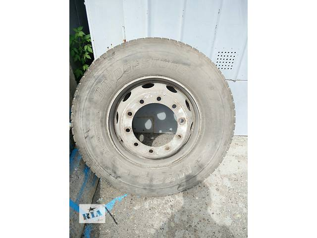 продам Б/у диск с шиной для грузовика Daf XF 105 бу в Львове