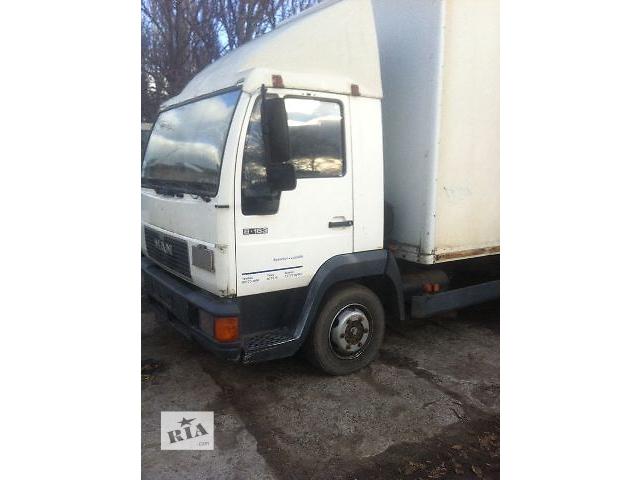 бу Б/у диск с шиной для грузовика MAN L 2000 2000гв R17.5 в Одессе