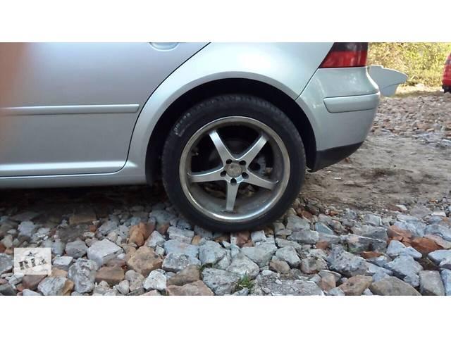 продам Б/у диск с шиной для хэтчбека Volkswagen Golf IV бу в Червонограде