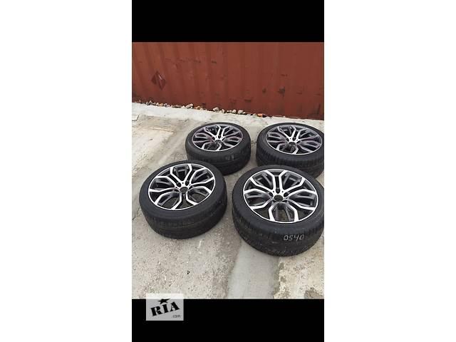 продам Б/у диск с шиной для кроссовера BMW X5 бу в Черновцах