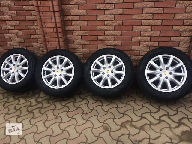 бу Б/у диск с шиной для кроссовера Porsche Cayenne в Черновцах