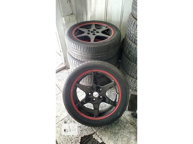 продам Б/у диск с шиной для легкового авто BMW бу в Одессе