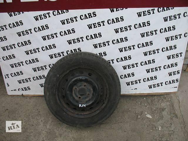 бу Б/у диск с шиной для легкового авто Chevrolet Aveo 2008 в Луцке