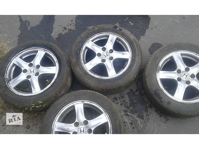 продам Б/у диск с шиной для легкового авто Honda Accord бу в Одессе