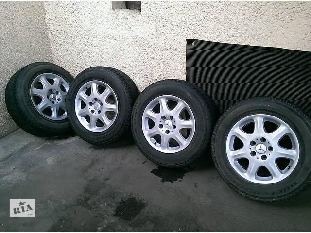 продам Б/у диск с шиной для легкового авто Mercedes S 430 бу в Одессе