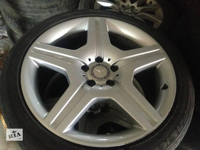Б/у диск с шиной для легкового авто Mercedes S-Class- объявление о продаже  в Хмельницком