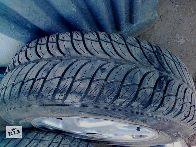 Б/у диск с шиной для легкового авто- объявление о продаже  в Измаиле