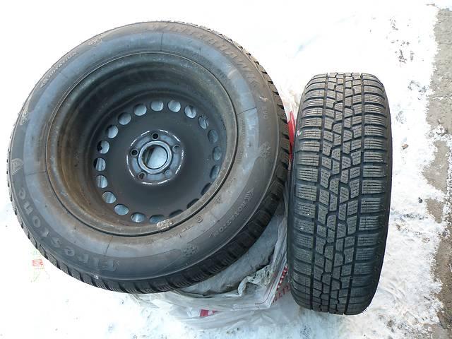 купить бу Б/у диск с шиной для легкового авто в Полтаве