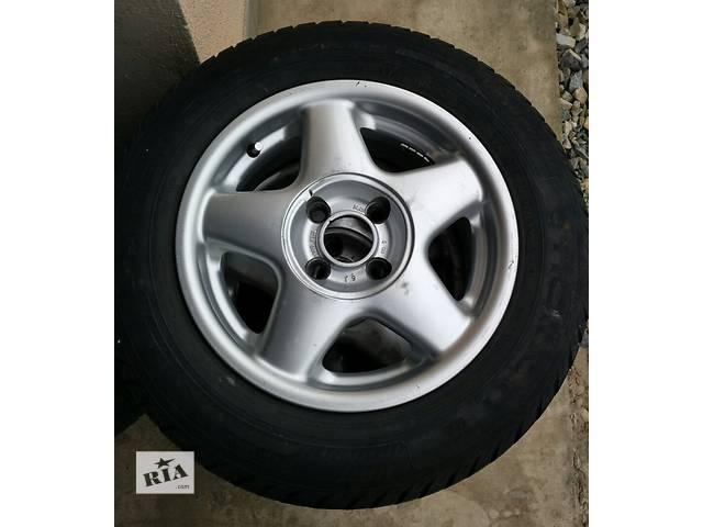 Б/у диск с шиной для легкового авто- объявление о продаже  в Ивано-Франковске