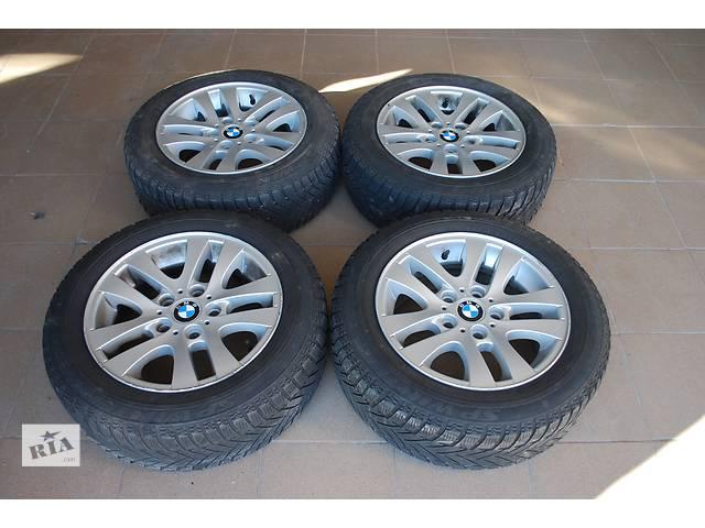 Б/у диск с шиной для седана BMW- объявление о продаже  в Киеве