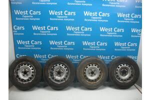 Б/У Диски R15 с шинами 195/65 Caddy 2004 - 2010 2K0601027. Лучшая цена!