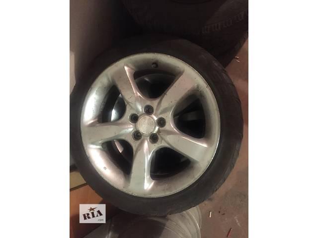 продам Б/у диски с шинами для седана Subaru Legacy Wagon бу в Днепре (Днепропетровск)
