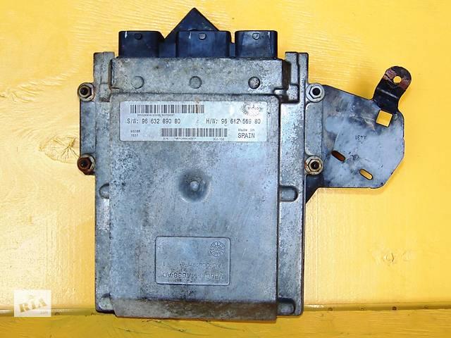 бу Б/у ЭБУ блок управления двигателем 2,2/2,3 Fiat Ducato Jumper Boxer (3) Боксер Джампер Дукато с 2006г. в Ровно
