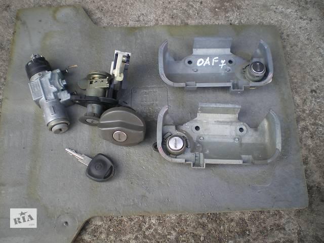 б/у Электрооборудование двигателя Замок зажигания/контактная группа Легковой  Opel Astra F- объявление о продаже  в Умани