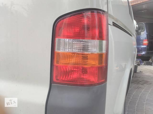 купить бу б/у Электрооборудование кузова Фонарь задний Легковой Volkswagen T5 (Transporter) в Ковеле