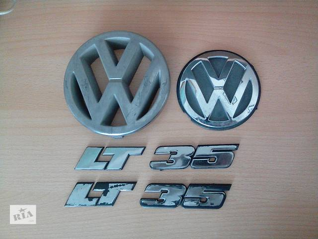 Б/у эмблема для грузовика Volkswagen LT- объявление о продаже  в Ковеле