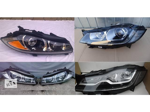 купить бу Б/у фара для легкового авто Jaguar XF в Львове