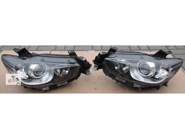 продам Б/у фара для легкового авто Mazda CX-5 бу в Львове