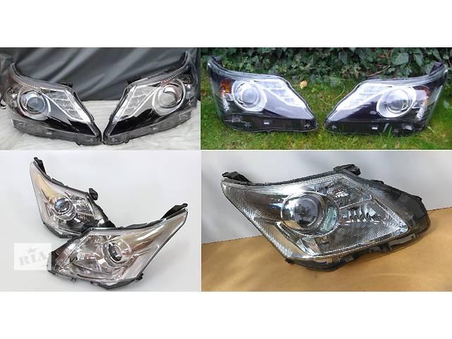 бу Б/у фара для легкового авто Toyota Avensis t27 в Львове