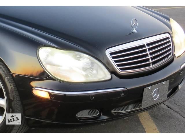 купить бу Б/у фара Mercedes S 220 в Харькове