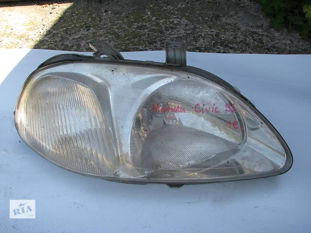 купить бу Б/у фара R Honda Civic 1996 в Броварах