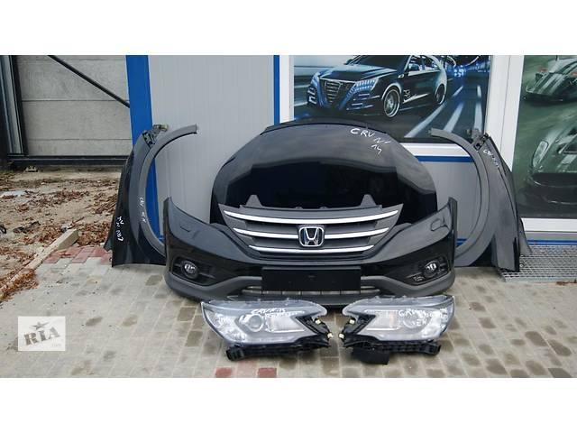 продам Б/у Фара левая, правая Honda CR-V 2012-2014 бу в Киеве