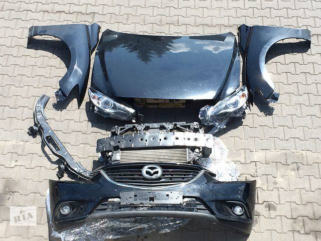 бу Б/у Фара левая, правая Mazda 6 2013-2014 в Киеве