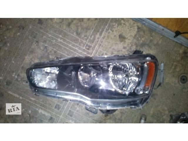 продам Б/у фара ліва  Mitsubishi Lancer X №2268000 бу в Львове