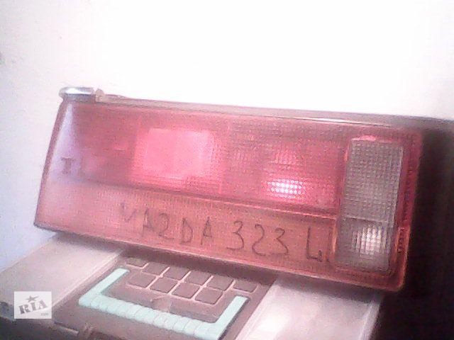 продам Б/у фонарь стоп для легкового авто Mazda 323 1987 бу в Сумах