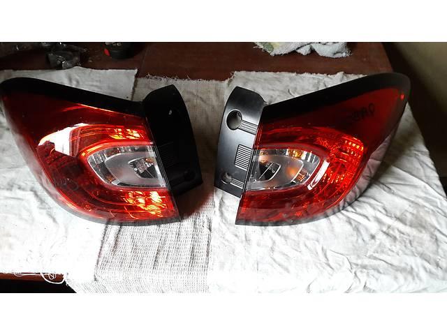 Б/у фонарь стоп для легкового авто Renault Captur- объявление о продаже  в Кривом Роге (Днепропетровской обл.)