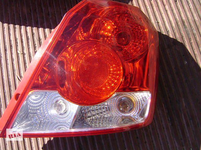 продам Б/у фонарь задний для хэтчбека Chevrolet Aveo Hatchback (3d) 2006 бу в Киеве